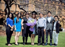 悉尼校园摄影,毕业照