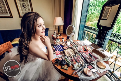 悉尼化妆师|新娘化妆