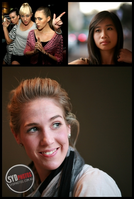 03 Portraits.jpg, By Photographer Trickydan, Created on 06 Apr 2011, SYDPHOTOS Photography all rights reserved.
