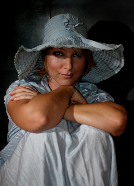 Lady in Hat, By Photographer Craig.Jewell, Created on 07 Apr 2011, SYDPHOTOS Photography all rights reserved.