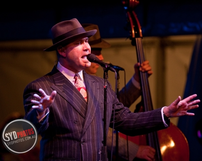 Big Bad Voodoo Daddy Live at Sydney Festival 2010, By Photographer Craig.Jewell, Created on 07 Apr 2011, SYDPHOTOS Photography all rights reserved.