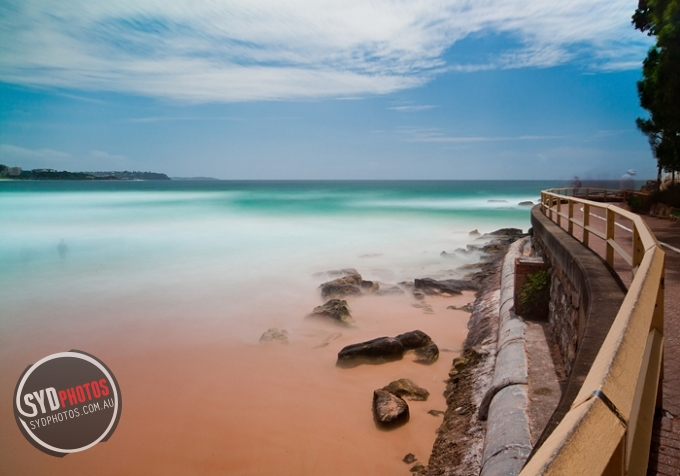 Day Time Long Exposure - Manly, By Photographer Craig.Jewell, Created on 07 Apr 2011, SYDPHOTOS Photography all rights reserved.