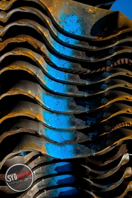 Rust and Blue, By Photographer Craig.Jewell, Created on 07 Apr 2011, SYDPHOTOS Photography all rights reserved.