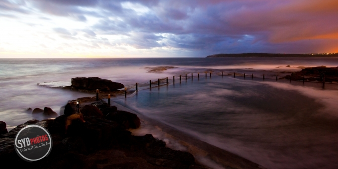 2011-12-30 Sunrise in Maroubra-5032.jpg, By Photographer Sebastian, Created on 07 Jan 2012, SYDPHOTOS Photography all rights reserved.