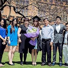 ID-11291-Melissa Graduation @ USYD|悉尼校园摄影,毕业照