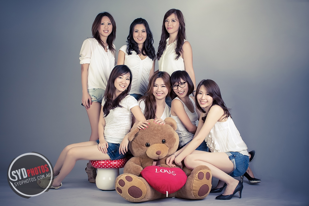 7girls-154.jpg, By Photographer Sydphotos.portraits, Created on 12 Jun 2013, SYDPHOTOS Photography all rights reserved.