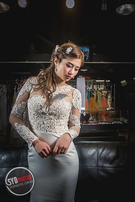 SYDPHOTOS Flagship Store Portrait