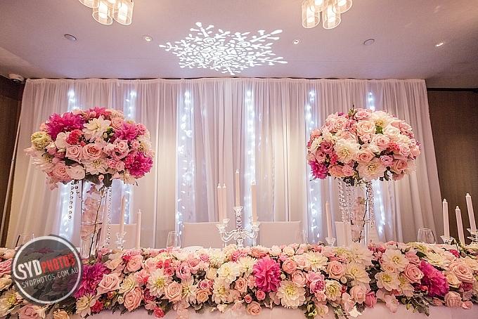 Wedding Decoration  - Park Hyde@20141026