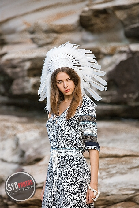 Model Karina Beilina @SYDPHOTOS