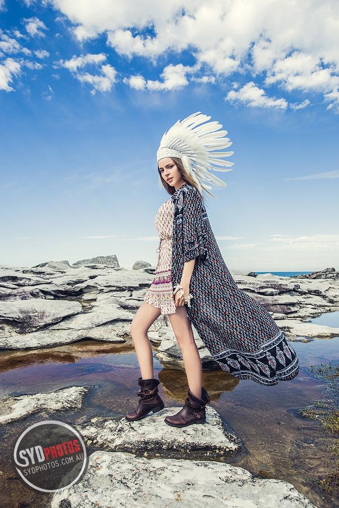 Model Karina Beilina @SYDPHOTOS - Fashion-Field