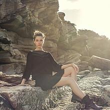 Model Karina Beilina @SYDPHOTOS - Fashion-Field|悉尼中外专业模特中介