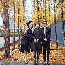 ID-38584-高小姐-Graduation_portrait-悉尼畢業摄影|悉尼校园摄影,毕业照