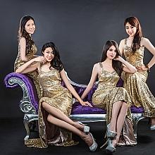 2015 TVB澳洲華裔小姐初赛胜出18名佳丽合影-金色系列-悉尼賽區|悉尼活动 Party摄影