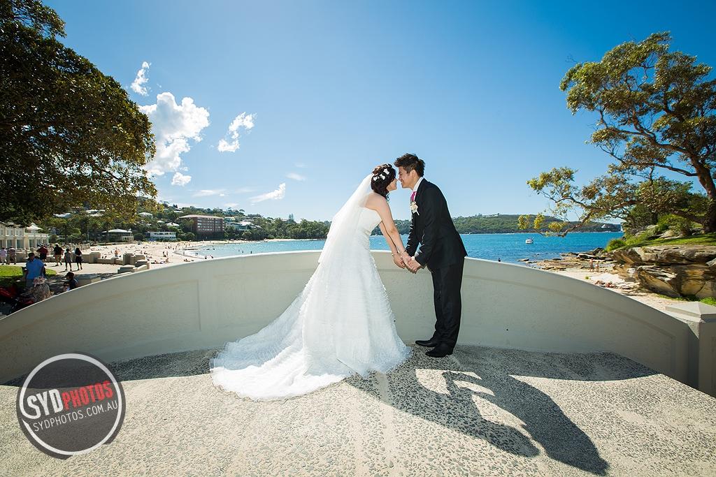 Balmoral reserve wedding