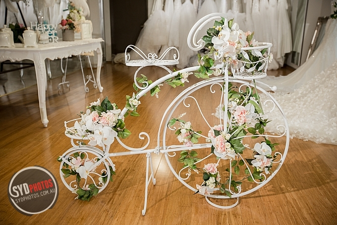Floral Bicycle, By Photographer Wedding.Plan, Created on 20 Apr 2016, SYDPHOTOS Photography all rights reserved.