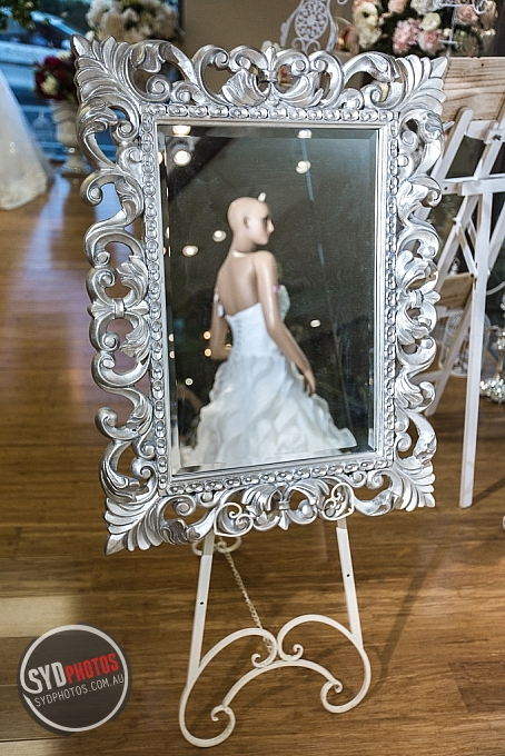 Silver Mirror (Item-0004), By Photographer Wedding.Plan, Created on 20 Apr 2016, SYDPHOTOS Photography all rights reserved.
