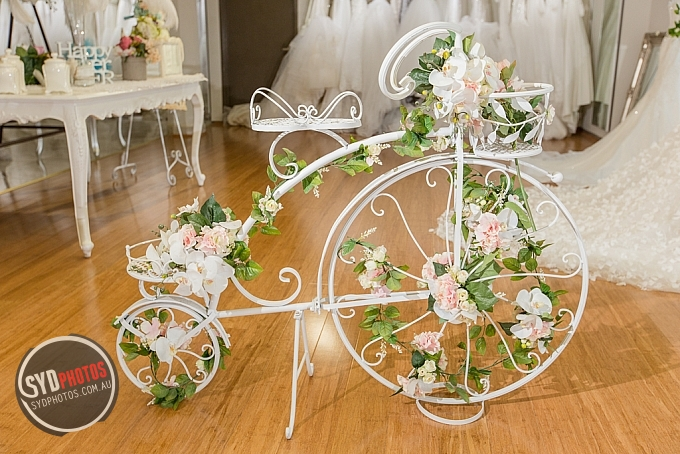 Ornamental Bicycle (Item-0018), By Photographer Wedding.Plan, Created on 20 Apr 2016, SYDPHOTOS Photography all rights reserved.