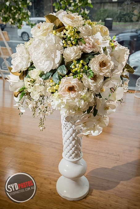 Floral Pedestal (Item-0020), By Photographer Wedding.Plan, Created on 20 Apr 2016, SYDPHOTOS Photography all rights reserved.