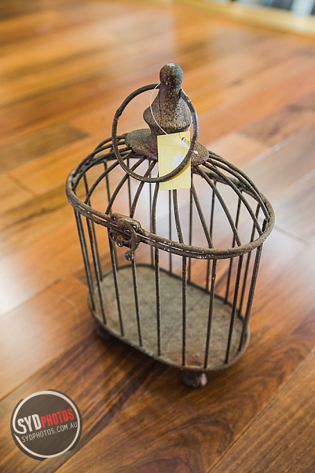 Rustic Birdcage - Brown (Item-0035), By Photographer Wedding.Plan, Created on 20 Apr 2016, SYDPHOTOS Photography all rights reserved.