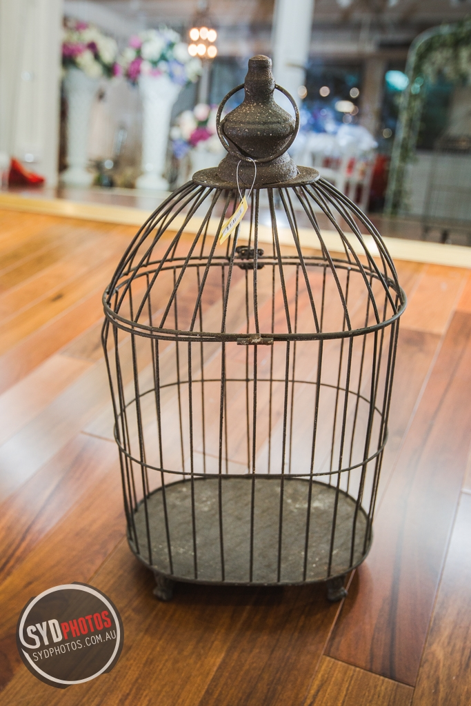 Rustic Birdcage - Brown (Item-0037), By Photographer Wedding.Plan, Created on 20 Apr 2016, SYDPHOTOS Photography all rights reserved.