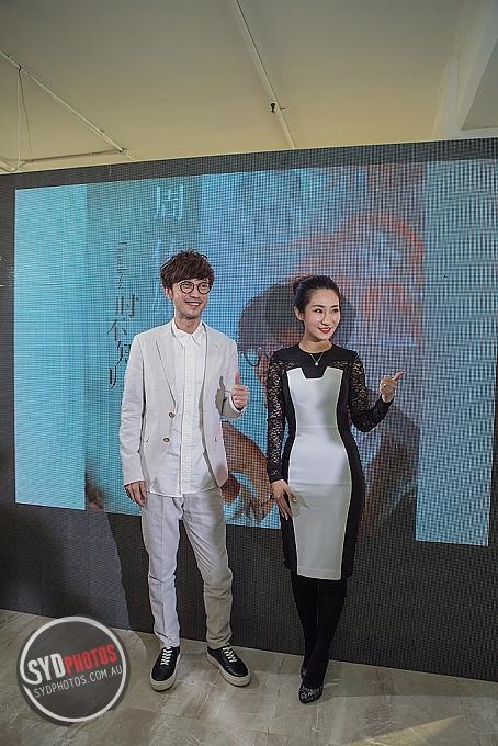 ETONG冬季恋歌,小刚-周传雄澳洲演唱会媒体发布会-20160705