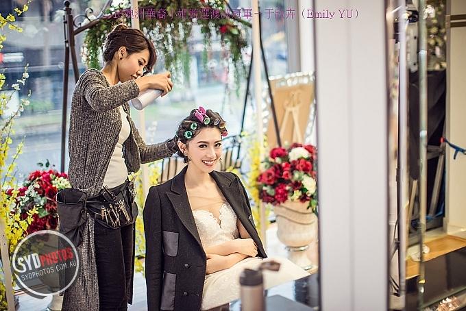 [2016澳洲TVB華裔小姐競選]-澳洲冠軍-于欣卉(Emily YU)