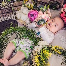 ID-77340-Aiden-168th days-20161021|孕妇照|宝宝百天照|家庭儿童摄影