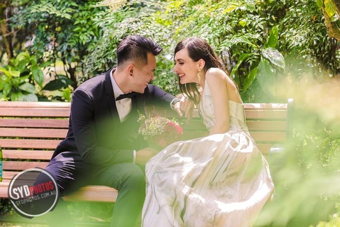 悉尼婚礼跟拍
