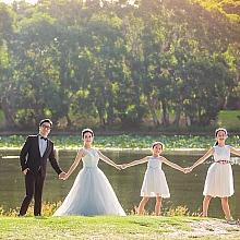 ID-72726-Jerry Ding-Prewedding-悉尼婚纱摄影|孕妇照|宝宝百天照|家庭儿童摄影