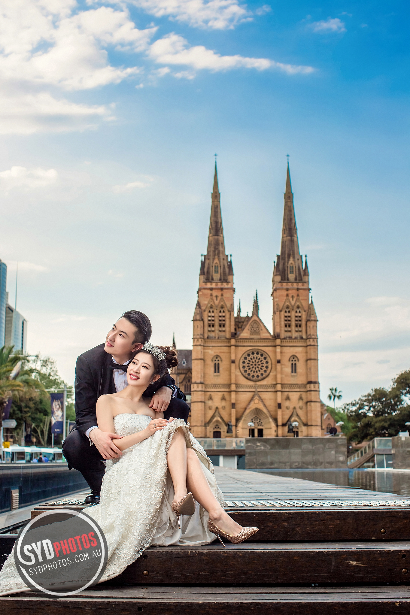 ID-90691-白天的雨-Prewedding-悉尼婚纱摄影 -01