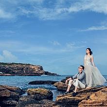 ID-90691-白天的雨-Prewedding-悉尼婚纱摄影 -01 悉尼婚纱摄影