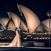 ID-91473-球球-Prewedding-悉尼婚纱摄影 悉尼婚纱摄影