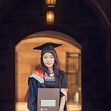 ID-93698-HUILING MA-Portraits-写真|悉尼校园摄影,毕业照