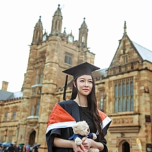 ID-102137-tiffany-Portraits-写真摄影|悉尼校园摄影,毕业照