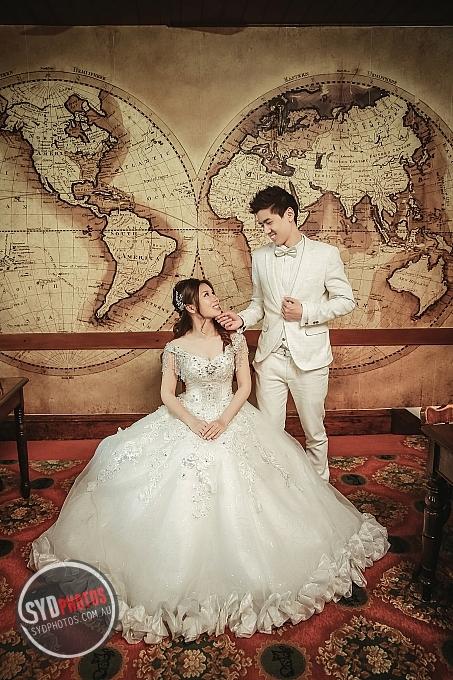 ID-101035-Thunbo and Ying-Prewedding-悉尼婚纱摄影