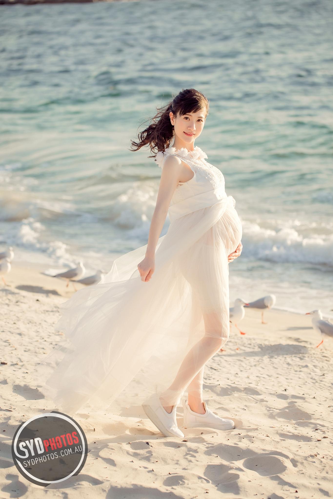 ID-98864-Becky-Pregnancy-孕妇照
