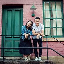 ID-102173-Lenka-情侣写真-Portraits 悉尼婚纱摄影