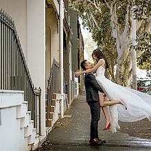 ID-104224-Hannah Zhang-Perwedding-婚纱照 悉尼婚纱摄影