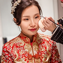 ID-100239-Ling-Wedding-悉尼婚纱摄影 |悉尼化妆师|新娘化妆