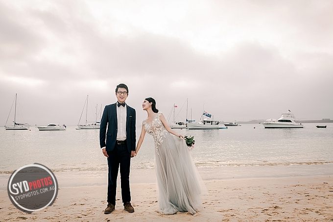 ID-106996-20190215 悉尼婚纱照
