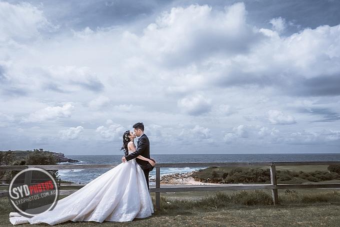 ID-102618-20190316 悉尼小教堂婚礼、婚纱照