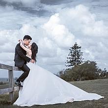 ID-102618-20190316 悉尼小教堂婚礼、婚纱照|悉尼婚纱摄影