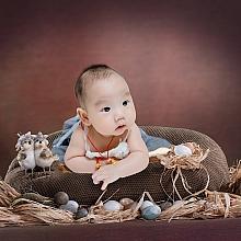 ID-106327-Erica-Baby-宝宝照|孕妇照|宝宝百天照|家庭儿童摄影