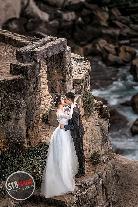 ID-100210 悉尼婚纱摄影