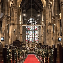 ID-110838-20190811-St Andrew's Cathedral悉尼教堂婚礼|悉尼婚礼策划